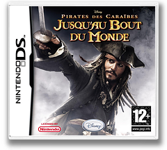 Pirates of the Caribbean - At World's End pochette DS (AW3P)