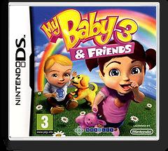 My Baby 3 & Friends pochette DS (BC5P)