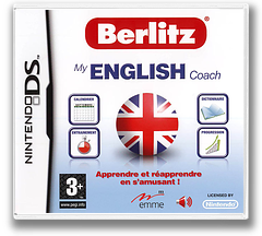 Berlitz - My English Coach pochette DS (BENP)