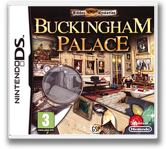 Hidden Mysteries - Buckingham Palace pochette DS (BHYP)