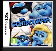 The Smurfs pochette DS (BZUP)