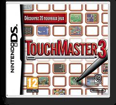 TouchMaster 3 pochette DS (C6MP)