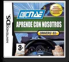 Aprende con nosotros - Drivers' Ed pochette DS (CCEP)