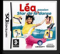 Léa Passion - Star De La Danse pochette DS (CDSP)