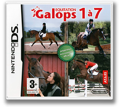 Equitation - Galops 1 a 7 pochette DS (CGUF)