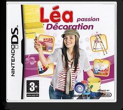 Léa Passion - Décoration pochette DS (CIDP)