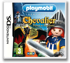 Playmobil Interactive - Chevalier - Héros du Royaume pochette DS (CIYP)