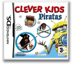 Clever Kids - Pirates pochette DS (CLKP)