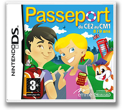 Passeport du CE2 au CM1 pochette DS (COJF)