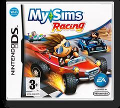 MySims - Racing pochette DS (CQRP)
