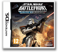 Star Wars - Battlefront - Elite Squadron pochette DS (CSWP)