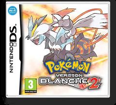 Pokémon - Version Blanche 2 pochette DS (IRDF)