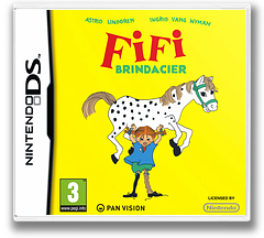 Fifi Brindacier pochette DS (TPLP)