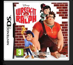 Wreck-It Ralph pochette DS (TRWP)