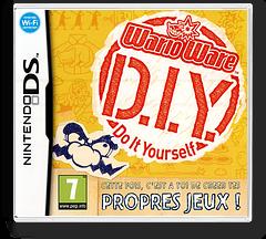 WarioWare - Do It Yourself pochette DS (UORP)