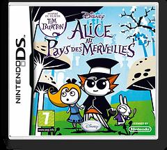 Alice in Wonderland pochette DS (VALV)