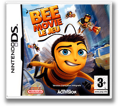 Bee Movie Game pochette DS (YB4P)