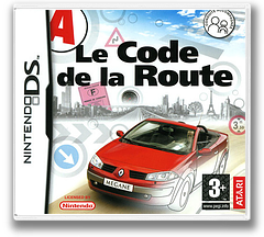 Le Code de la Route pochette DS (YCDF)