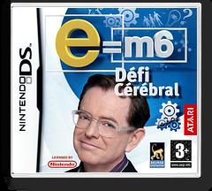 E=M6 Defi Cerebral pochette DS (YE7F)