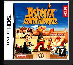 Aterix Aux Jeux Olympiques pochette DS (YRZP)
