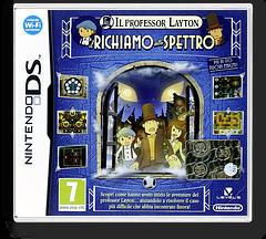 Il Professor Layton E Il Richiamo Dello Spettro DS cover (BLFP)