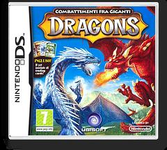 Combattimenti fra Giganti - Dragons DS cover (C7UP)