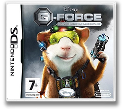 G-Force DS cover (CFAY)