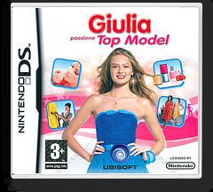 Giulia Passione - Top Model DS cover (CFDP)