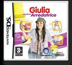 Giulia Passione - Arredatrice DS cover (CIDP)