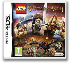 LEGO The Lord of the Rings DS cover (TLRP)