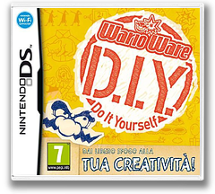 WarioWare - Do It Yourself DS cover (UORP)