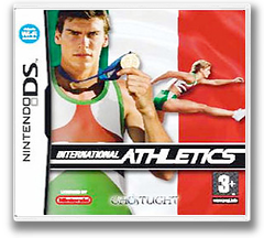 International Athletics DS cover (YA8P)