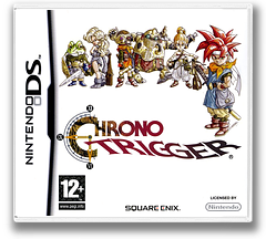 Chrono Trigger DS cover (YQUP)