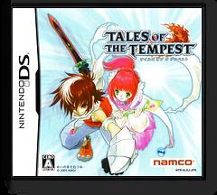 テイルズ オブ ザ テンペスト DS cover (ALEJ)