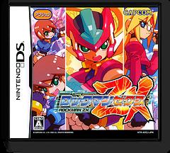 ロックマン ゼクス DS cover (ARZJ)