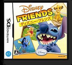 ディズニー・フレンズ DS cover (AXVJ)