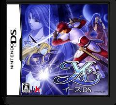 イースDS DS cover (AYDJ)