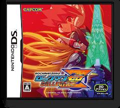 Rockman Zero Collection DS cover (B6ZJ)