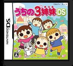 Uchi no 3 Shimai DS DS cover (C3CJ)