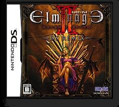 Elminage II - Sousei no Megami to Unmei no Daichi - DS Remix DS cover (VL3J)