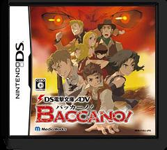 DS Dengeki Bunko ADV - Baccano! DS cover (YVBJ)