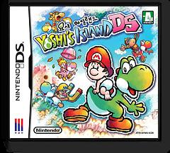 요시 아일랜드 DS DS cover (AYWK)