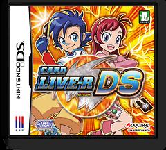 라이브온 카드리버 DS DS cover (BCDK)