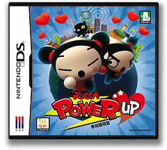 Pucca - Power Up DS cover (BKQK)