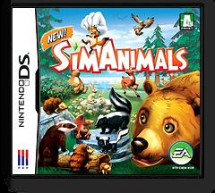 심애니멀 DS cover (CM3K)
