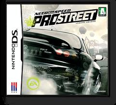 니드포스피드 프로스트리트 DS cover (YNPK)