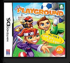 EA 플레이그라운드 DS cover (YPGK)