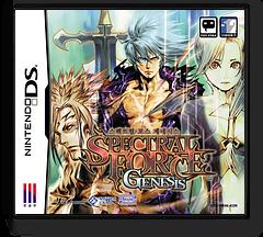 스펙트럴 포스 - 제네시스 DS cover (YW4K)