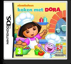 Koken met Dora DS cover (BNUX)