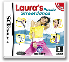 Laura's Passie - Streetdance DS cover (CDSP)